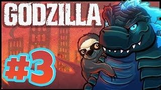 Godzilla 2015 - Part 3: Spacegodzilla! (PS4)