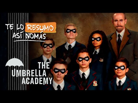 The Umbrella Academy | #TeLoResumoAsiNomas 230