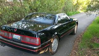 Cadillac Allante short report and short test drive