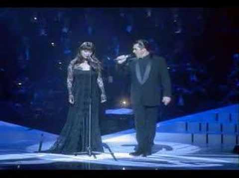 Phantom of the Opera - Sarah Brightman and Antonio Banderes