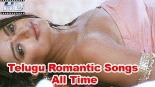 Telugu Romantic Songs Video Juke Box All Time Hits