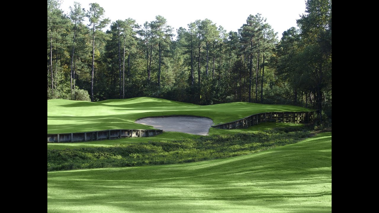 Download The Golf Front Podcast EP019 The Holly Course - Pinewild CC