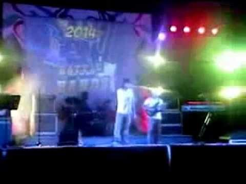 ALONE WiTH YOU - OUTFiELD (cover) - SOMETHING STICKY LIVE @ TALISAY, 2014 BATTLE OF THE BANDS