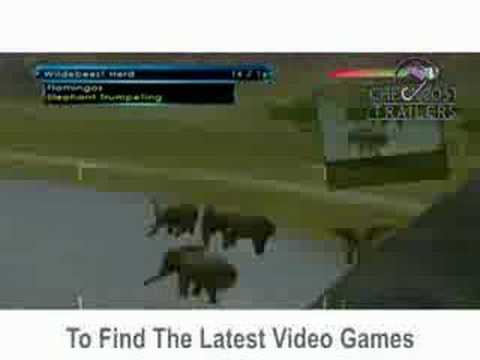 Wild Earth African  Safari  Wii -Trailer