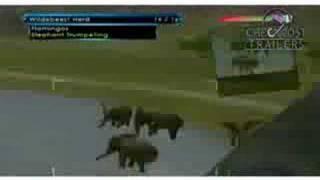 Wild Earth African  Safari  Wii -Trailer