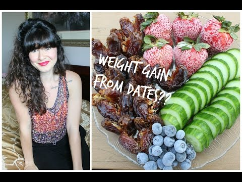 Dried Fruit Causes Weight Gain??