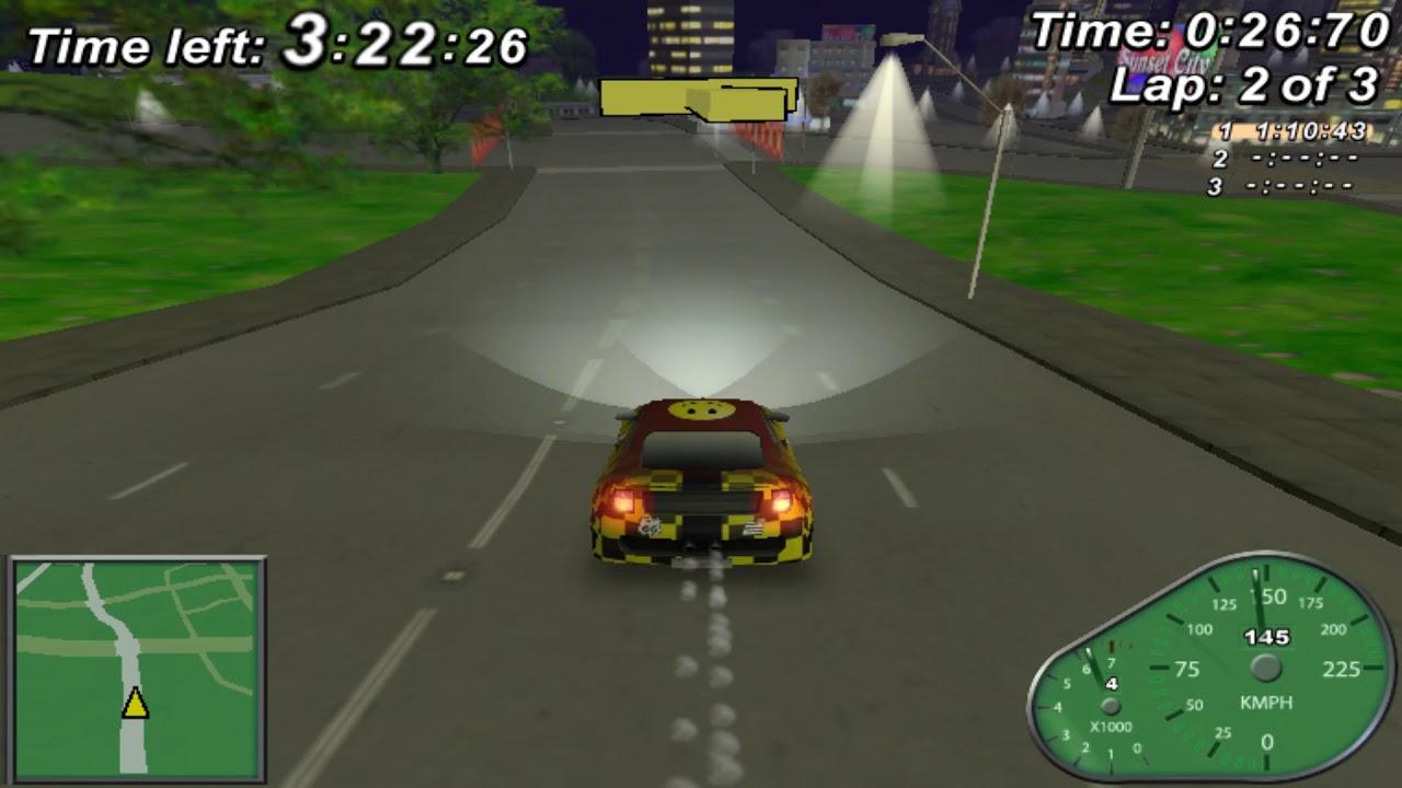 Sunset racer game 2 training kung fu panda 2 game