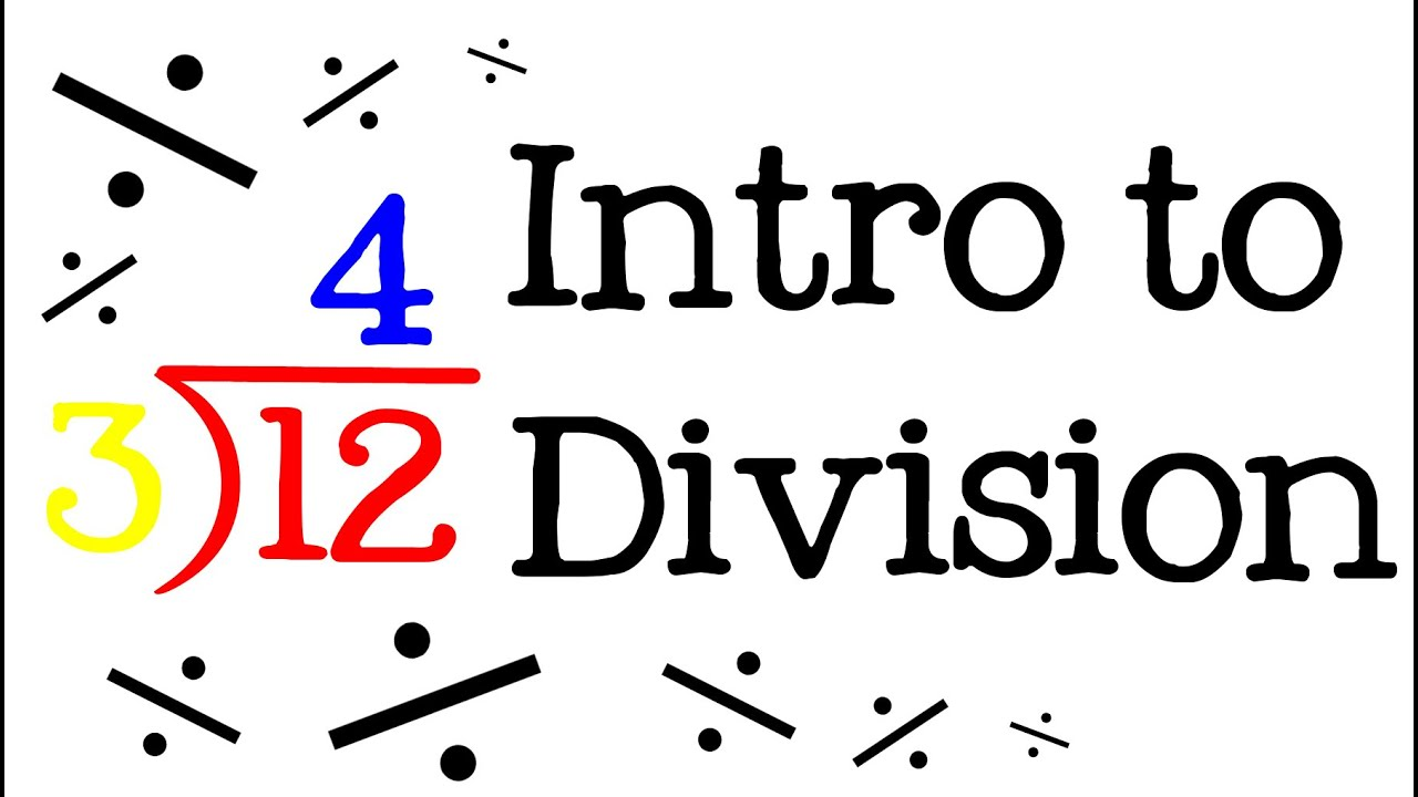 Worksheets Division introduction to division for kids basics of freeschool math