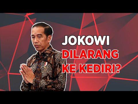 Alasan Istana Soal Jokowi Belum Pernah Ke Kediri