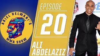 If I see Conor McGregor I'll smack him - Ali Abdelaziz | Ariel Helwani's MMA Show