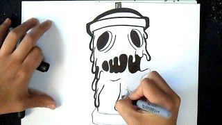 как рисовать аэрозольный баллончик | граффити(Рисование аэрозольный баллончик граффити музыка (Audiomicro.com) Cryptic., 2014-10-29T02:47:24.000Z)