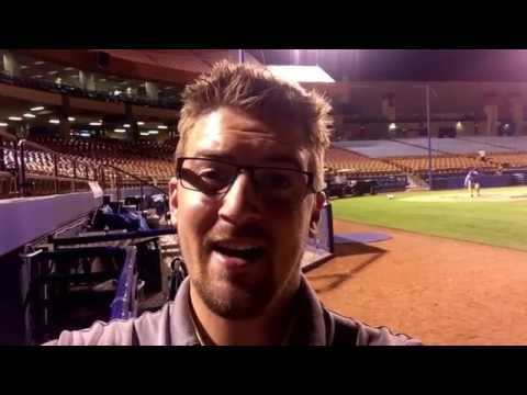 Review-Journal reporter Justin Emerson discusses the 51s loss to Salt Lake on Wednesday night.