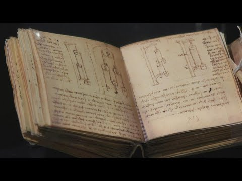 Interactive Da Vinci exhibit comes to Seattle's Museum of History & Industry'