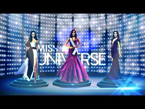 Top 3 Final Miss Universe 2017-2018
