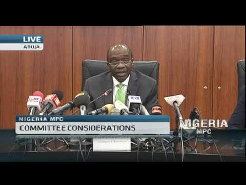 Nigeria's MPC holds all rates