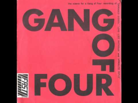 Gang of Four - Damaged Goods (Damaged Goods EP)