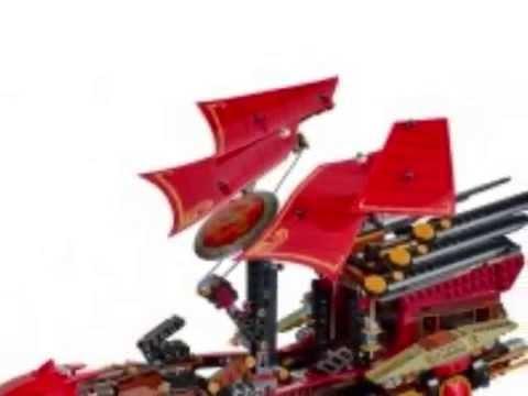 Ninjago Enfants Lego Qg Pour Les NinjasJouet Des L'ultime qL4RjA35