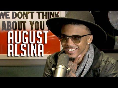 August Alsina Talks Coma And Nicki Minaj Rumors !!