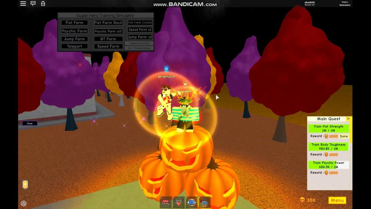 Download Hướng dẫn hack 💥 Super Power Training Simulator part 2