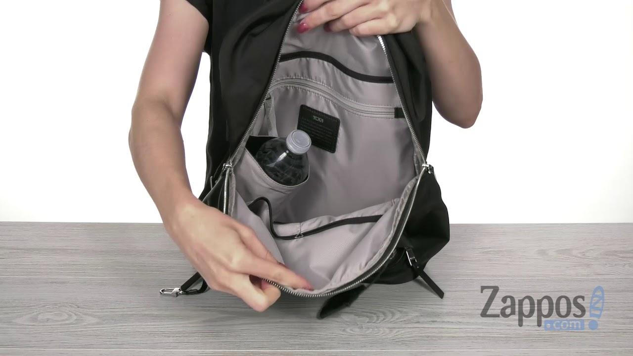 14819e9f2 Tumi Voyageur Hagen Backpack SKU: 9149382 - YouTube