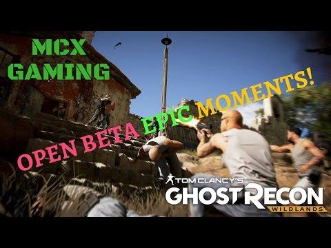 Tom Clancy's Ghost Recon Wildlands Open Beta Gameplay P2 - MCX Gaming |