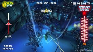 SSX3 - PS2 - Metro City - Gameplay (PCSX2 r4738) 1080p