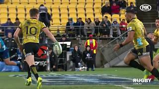 2018 Super Rugby Round 18: Top Tries