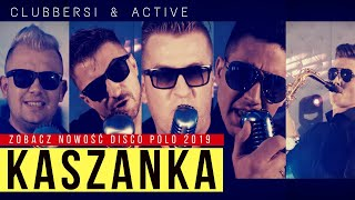 CLUBBERSI & ACTIVE - KASZANKA (Official Video) NOWOŚĆ - Parodia DiscoPolo