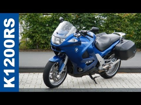 BMW K1200RS & Nikon AW-100 (German) Full-HD 1080p