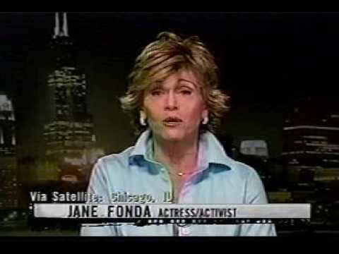 JANE FONDA AT HER BEST & MOST CANDID in a  Bill Maher Interview