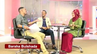 Baraha Bulshada: Iidle iyo Abiyoow oo ka dooday labiska ragga.