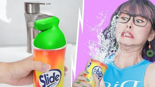 Try Not To Laugh | 6 SUPER FUNNY PRANKS ON FRIENDS! TOP Prank Wars & Funny DIY Pranks by TIN TIN