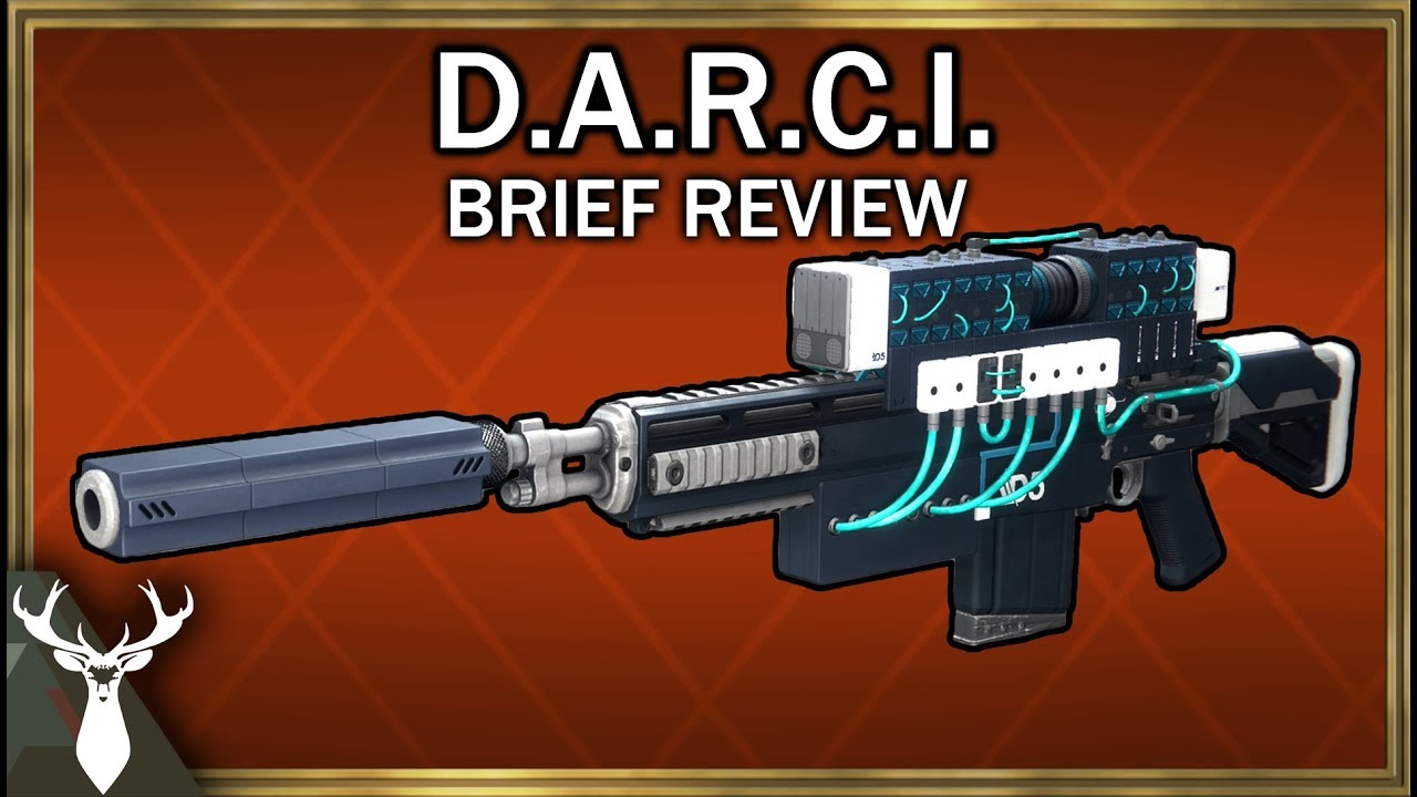 destiny 2 how to get the darci catalyst