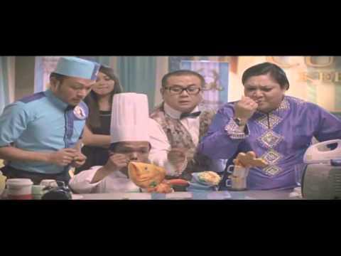 Mamak Cupcake | Shaheizy Sam & Siti Saleha Menari Hindustan