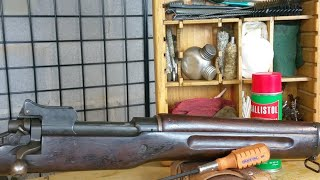 M1917 Rifle Disassembly And Clean Live On Deuce And Guns