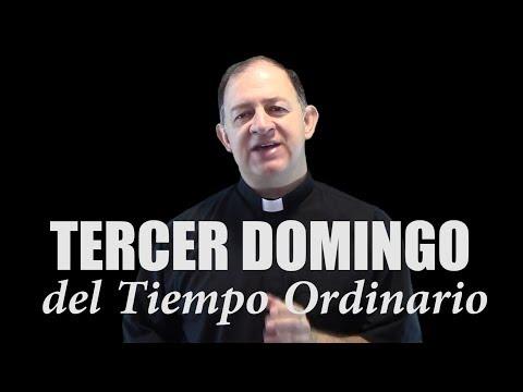 III Domingo del Tiempo Ordinario - Ciclo C - Todos formamos un solo cuerpo en Cristo