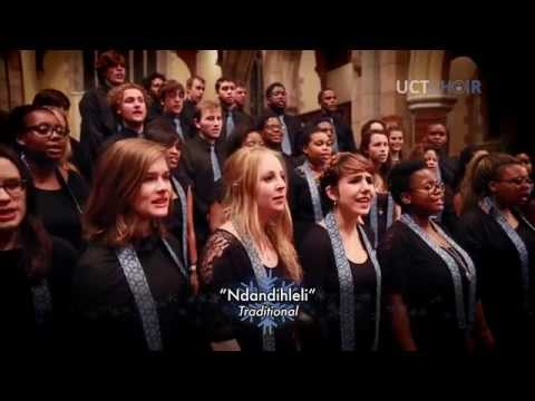 Ndandihleli - UCT Choir 2014
