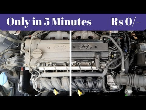 Engine Bay Cleaning | सस्ता व सरल | #AGBG