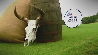 Highlights   Charley Hoffman claims the early lead at Valero Texas Open