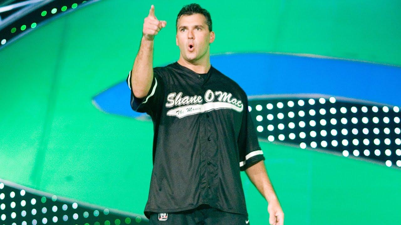 Catch moi si tu peux #10: Shane McMahon, le retour de l ...  Catch moi si tu...