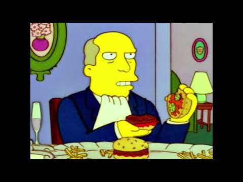 "Some Meme Makers Edit The Scen is listed (or ranked) 4 on the list How The ""Steamed Hams"" Scene From The Simpsons Spawned An Entire Bizarre Subculture"