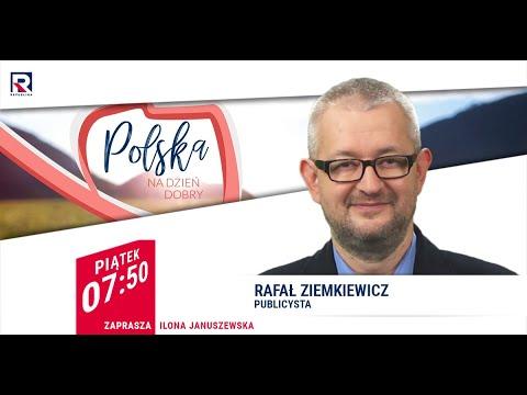 Download Rafał Ziemkiewicz: W tej chwili, nie walczy się o pieniądze dla Polski   Polska na dzień dobry 1/4