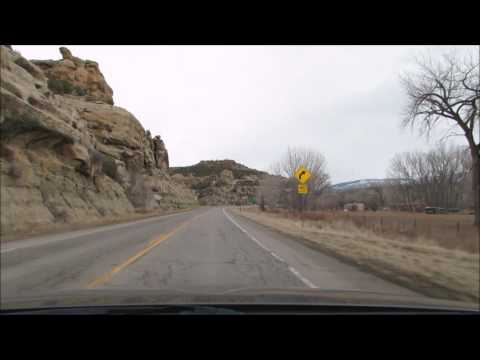 Grand Mesa Bigfoot Roundtable Drive Winter & Snow