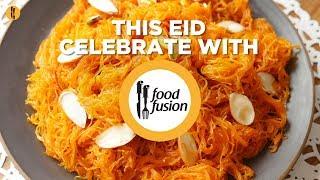 Eid Mubarak From Food Fusion