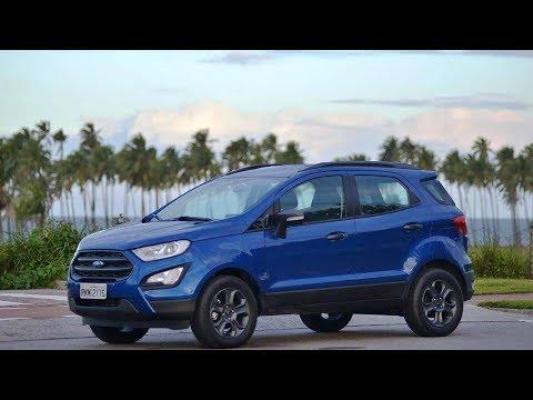 Novo Ford EcoSport 2018 pre os, consumo, verses e detalhes www.car.blog.br