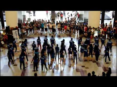 【MYSJ�02 Malaysia ELF - Super Junior Dance Flash Mob at Berjaya Times Square
