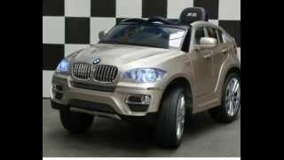 Kinderauto Kinder Elektroauto BMW X6 Jeep SUV Premiumedition 12V 90W