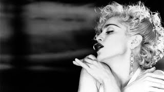 Madonna-Vogue (unreleased vocals)video outtakes