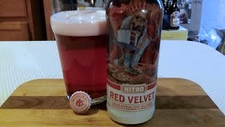 Ballast Point Red Velvet NITRO (5.5% ABV) ✭With Pour How To✭ BrewTube Beer Review #1004