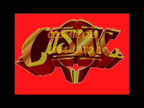 COSMIC 89(CBT)-1984 - LATO B